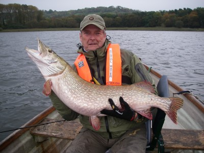 Nigel Snell's 27:08 Chew pike