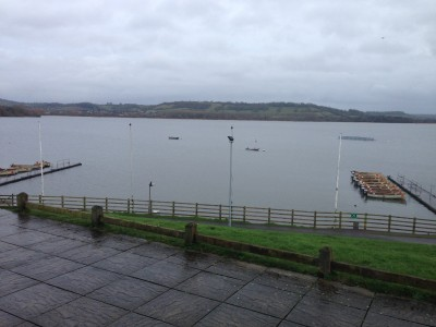 A full Chew Valley Lake