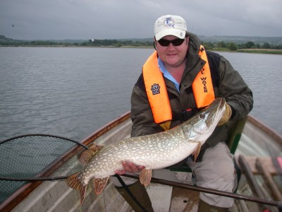 Alec Mason's PB 20 pounder from Chew on the fly