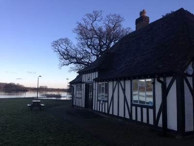 Blagdon Fishing Lodge