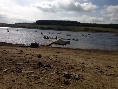 A very low Stocks Fly Fishery