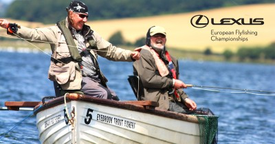 The 2015 Lexus European Flyfishing Championships