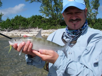 Nice little bonefish