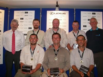 Seighford Sharks - 2013 Lexus Team Champions