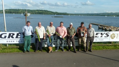 Greys UK Pike Flyfishing Championships Prize Winners