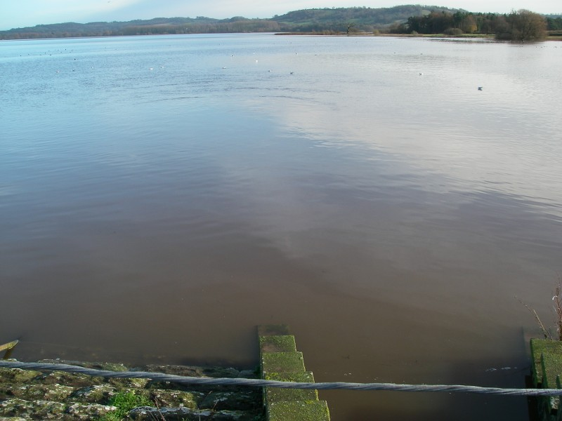 Flooding affects chew valley fly fishing blog john for Green valley lake fishing